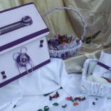Pachet accesorii complet pentru nunta ta