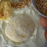 Tagliatelle din grau dur si oua, 200 gr