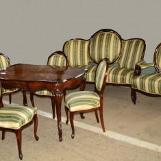 Mobila Bidermeyer - Set mobila living