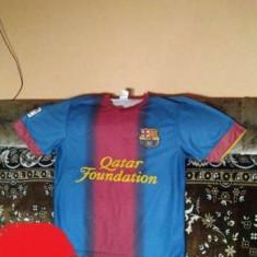 Tricou echipa fotbal, L, Albastru, De club, Barcelona, Maneca scurta - F.C.Barcelona Jucator Messi