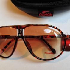 Ochelari Carrera Champion Rama animal print Lentile maro - Ochelari de soare Carrera