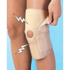 Banda pentru genunchi si rotula cu magneti - Benzi magnetice