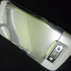 Telefon mobil Nokia E71, Alb, Neblocat - NOKIA E-71 IN STARE BUNA ALB