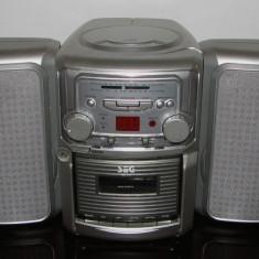 Combina audio, Micro-sistem, 0-40 W - SEG MX 515, audio compact system, radio/CD/casetofon