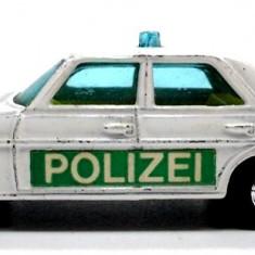 CORGI -UK-SCARA 1/64- MERCEDES POLIZEI - ++2501 LICITATII !! - Macheta auto Siku