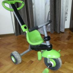 Tricicleta Smart-Trike - Tricicleta copii Smart Trike, 2-4 ani, Baiat, Verde