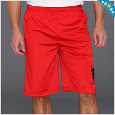 100% AUTENTIC - Pantaloni Scurti US POLO ASSN - Pantaloni Sport US POLO ASSN - Pantaloni Barbati - Pantaloni Scurti Originali US POLO ASSN, Poliester