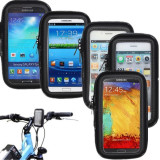 Suport bicicleta motocicleta impermeabil Waterproof HTC ONE M7   husa