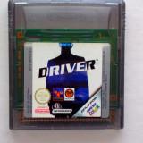 Jocuri Game Boy, Arcade, Toate varstele, Single player - Caseta joc nintendo game boy gameboy color si advance DRIVER undercover GTA