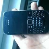 Nokia E6 - Telefon mobil Nokia E6, Negru, Neblocat