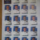 PANINI - Champions League 2009-2010 / FC Zurich (20 stikere) - Colectii