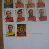 PANINI - Champions League 2009-2010 / Manchester United (10 stikere) - Colectii