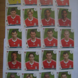 PANINI - Champions League 2009-2010 / Liverpool (20 stikere) - Colectii