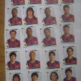 Colectii - PANINI - Champions League 2009-2010 / Barcelona (20 stikere)