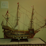 Corabie - Galion Sfantul Ioan Botezatorul