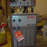 Vand aparat de sudura MIG MAG Jackle 296 NOU !!!, Trifazat, 200-250, 0, 6-1