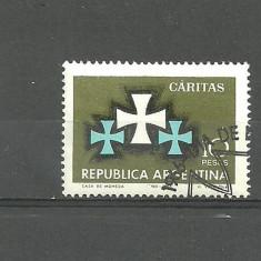 Timbre straine - ARGENTINA 1966 - DECORATII MILITARE, timbru stampilat L321