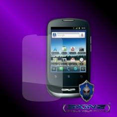 Folie de protectie - HUAWEI IDEOS X1 U8160 (ORANGE STOCKHOLM) - Folie SKINZ Protectie Ecran Ultra Clear HD profesionala, invizibila, display, screen protector, touch shield