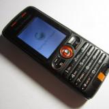 Sony Ericsson W200i - Telefon mobil Sony Ericsson, Negru, Nu se aplica, Neblocat, Fara procesor