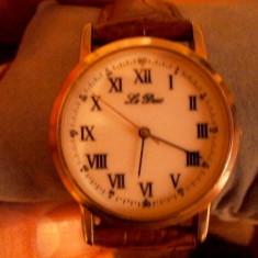Ceas barbatesc - Le duc ceas mecanic adus din italia