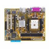Placa de baza Asus K8N-VM, socket 754/DDR1/PCIe, Pentru AMD, Mini-ATX