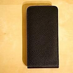 Husa telefon, Allview X1 Soul Mini, Negru, Piele Ecologica, Toc, Cu clapeta - Husa ALLVIEW X1 SOUL MINI Flip Case Inchidere Magnetica Black