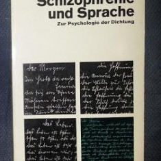 L Navratil Schizophrenie und Sprache dtv 1968 - Carte Psihiatrie