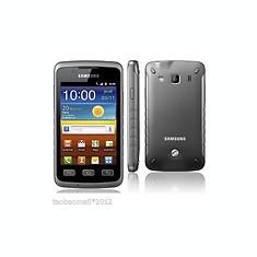 Telefon mobil Samsung Galaxy Xcover, Gri, Neblocat - Vand samsung GT-S5690 NOU cu garantie 4 luni