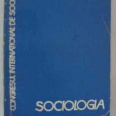 Sociologia contemporana Probleme Teorii Curente - Carte Sociologie