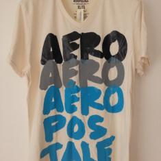 Tricou Aeropostale original 100%, bumbac 100%, XL, nou cu eticheta - Tricou barbati Aeropostale, Maneca scurta