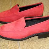 Pantofi dama marca Graceland piele marimea 38 ( locatie raft 1 / 3 ), Marime: 38, Rosu