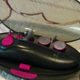 Set manichiura pedichiura, pila electrica carrefour - Ustensile