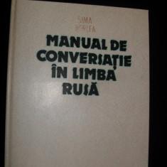 Sima Borlea, Manual de conversatie in limba rusa