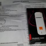 Huawei E3251 USB modem H+ 43.2 Mbps, sigilat, NEcodat, fact+gar Orange 2 ani - Modem 3G