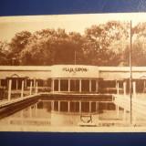 Ilustrata Lipova- Plaja, cu marca fixa, circulata la 1958 - Carti Postale Romania dupa 1918