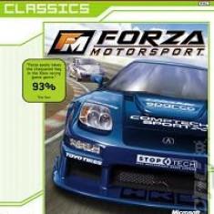 Jocuri Xbox Microsoft Game Studios, Curse auto-moto, 3+, Single player - Forza Motorsport - Joc ORIGINAL - Xbox