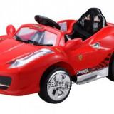 Masinuta electrica copii - Masina electrica pentru copii tip Ferrari cu telecomanda