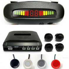 Senzori de Parcare - Senzori parcare cu display LED pentru plafoniera