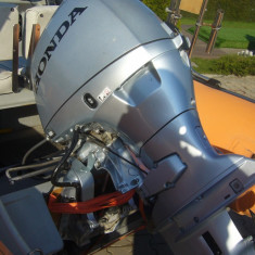 Barca cu motor, An fabricatie: 1990, Exterior, Benzina, Numar motoare: 1, Pneumatica - And barca NAUTICA AIELLO Joker Coaster 470 + motor 50 CP + peridoc