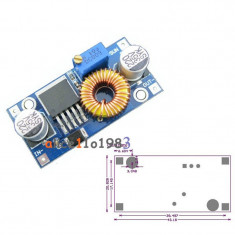 DC-DC Step Down Adjustable Power Supply Module 5A Max (FS00336)