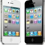 Iphone 4 black 16 GB  codat pe T-Mobile. Pret 500 Ron negociabil.
