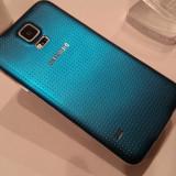 Carcasa Capac Baterie Samsung Galaxy S5 Blue