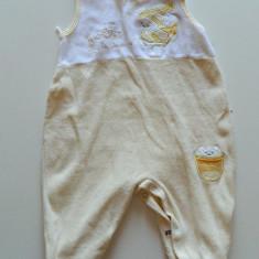 Compleu, pijama pentru copii, marimea 12 luni, pentru 1 an, unisex, bumbac flausat