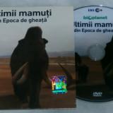 Film documentare Altele, DVD, Romana - DVD nou - ULTIMII MAMUTI din Epoca de Gheata [film documentar, audio RO/EN, subtitrare limba romana] BioPlanet 2012