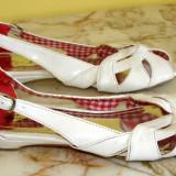 Sandale dama marca Gino Ventori marimea 36 locatie raft ( 19 / 4 )