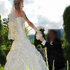 Rochie de mireasa printesa - Rochie de mireasa superba