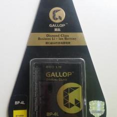 Baterie telefon, Nokia E71, Li-ion - Baterie GALLOP 1700 mAh BP-4L NOKIA E71 E90 E97