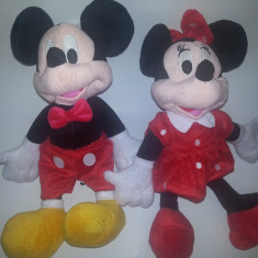Plus Minnie si Mickey Disney - MICKEY MOUSE SI MINIE MOUSE DIN CLUB HOUSE MICKEY DISPONIBILE IN VARIANTA MEDIE 30 CM