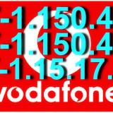 CARTELE - NUMERE - AUR_VIP_PLATINA_GOLD_SPECIALE_CARTELA_MICRO-SIM_VODAFONE_1 NUMAR_FAVORIT___ 07-1.150.468__07-1.150.489__07-1.15.17.42 __10__LEI__NR - Cartela Vodafone