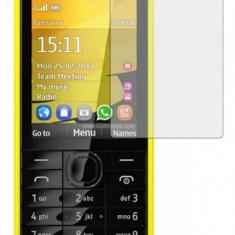 Folie Nokia Asha 301 Transparenta - Folie de protectie Nokia, Lucioasa